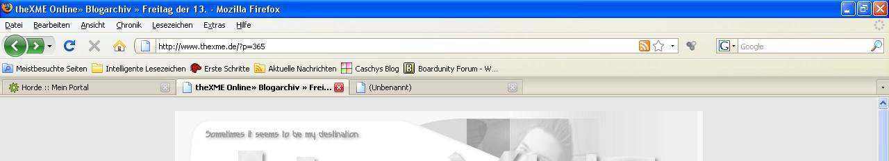 Firefox 3: Überarbeitetes Aussehen
