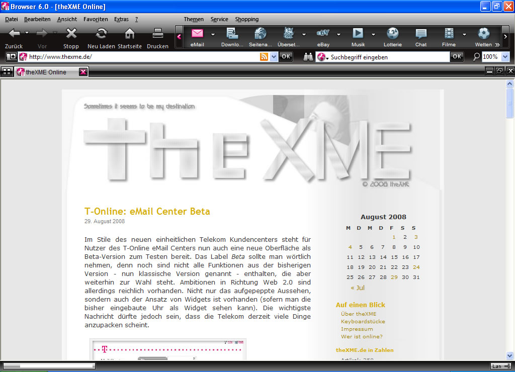 T-Online Browser 6.06