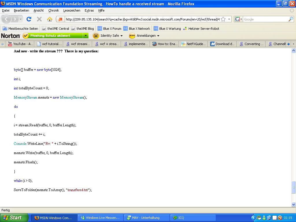 Firefox: Ein Tab kommt selten allein..