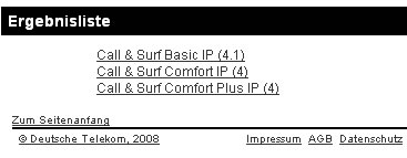 Call & Surf IP