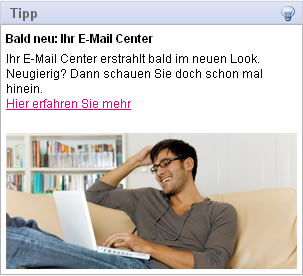 T-Online eMail Center Beta