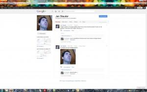 Google Plus im Einsatz