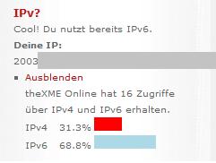 IPv? Widget