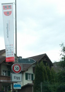 Elgg - Gemeinde in der Schweiz