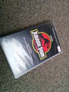 VHS: Jurassic Park