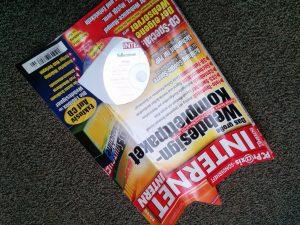 Internet Zeitschrift 2004